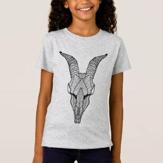 Inspired Goat Skull T-Shirt
