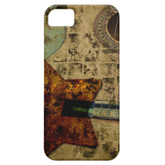 Inspired Guitar Stars Barely There iPhone 5 Case