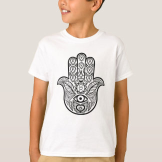Inspired Hamsa Hand T-Shirt