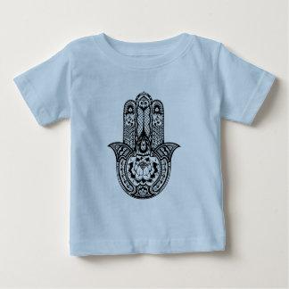 Inspired Hamsa Symbol Baby T-Shirt