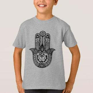 Inspired Hamsa Symbol T-Shirt