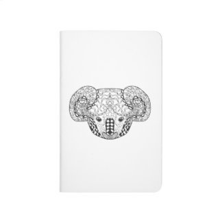 Inspired Koala Bear Journal