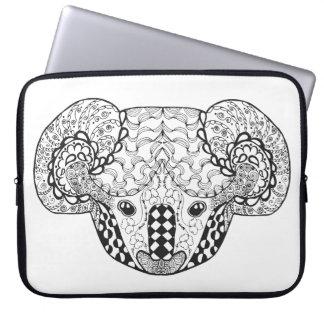 Inspired Koala Bear Laptop Sleeve