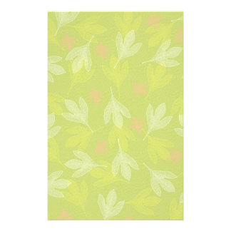 Inspired Leaves Stationery Paper