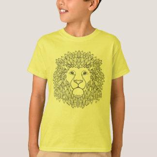 Inspired Lion Head 3 T-Shirt