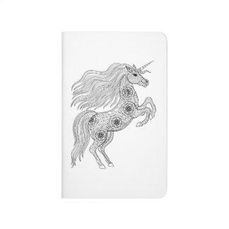 Inspired Magic Unicorn Journal