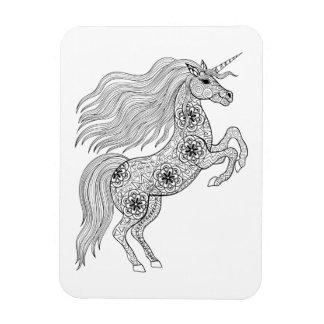 Inspired Magic Unicorn Magnet