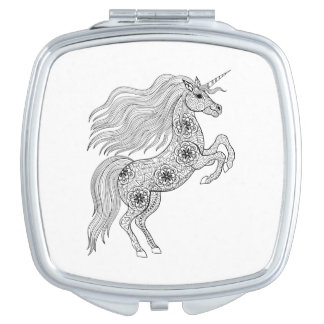Inspired Magic Unicorn Mirrors For Makeup