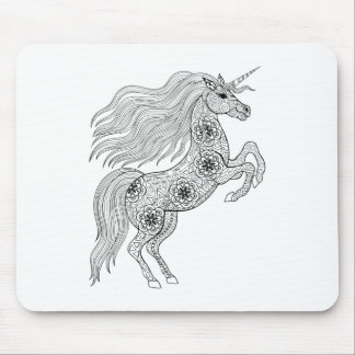 Inspired Magic Unicorn Mouse Mat