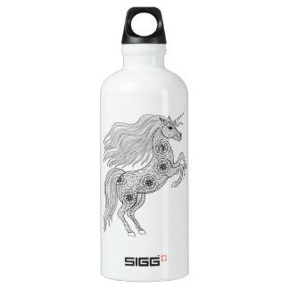 Inspired Magic Unicorn Water Bottle
