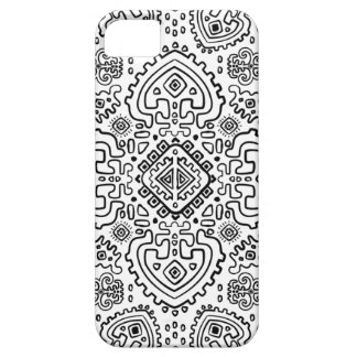 Inspired Mexican Tribal Pattern iPhone 5 Cover