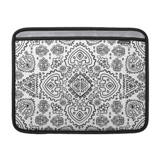 Inspired Mexican Tribal Pattern Sleeve For MacBook Air