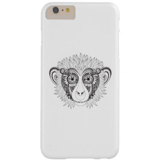 Inspired Monkey Barely There iPhone 6 Plus Case