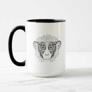 Inspired Monkey Mug