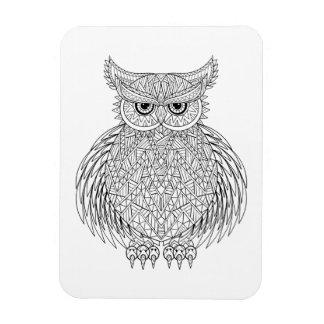Inspired Owl Bird Totem Magnet