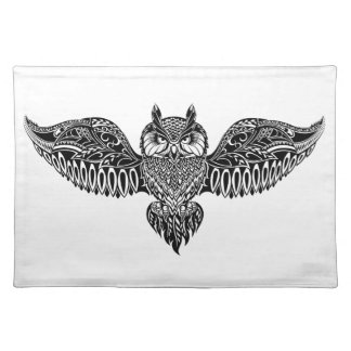 Inspired Owl Placemat