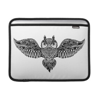 Inspired Owl Sleeve For MacBook Air