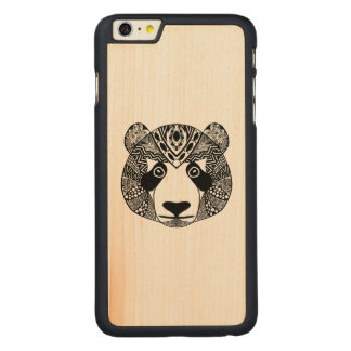Inspired Panda Carved® Maple iPhone 6 Plus Case