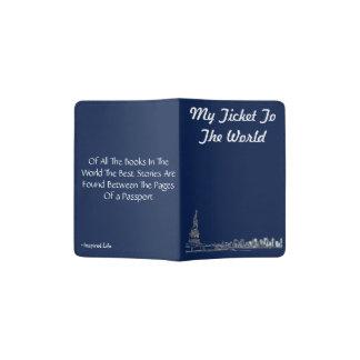 Inspired Passport Holder