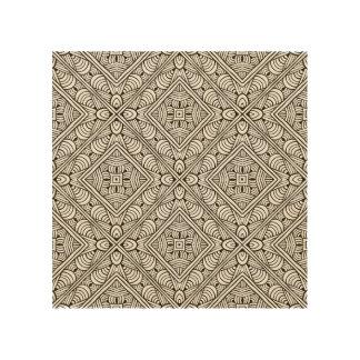 Inspired Pattern 5 Wood Wall Art