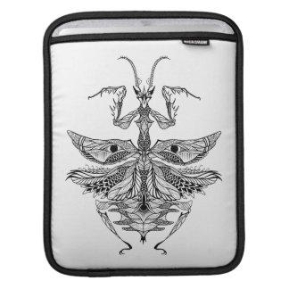 Inspired Praying Mantis iPad Sleeve
