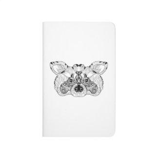 Inspired Raccoon Journal