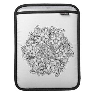 Inspired Round Element iPad Sleeve