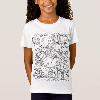 Inspired School Of Fish T-Shirt