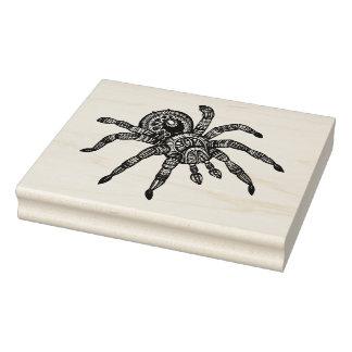 Inspired Spider Rubber Stamp