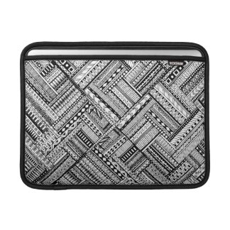 Inspired Tribal Art Pattern Sleeve For MacBook Air