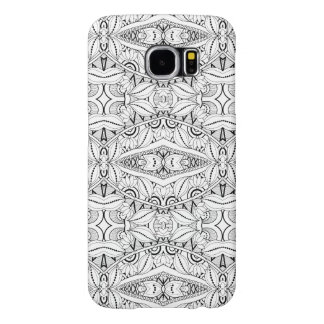 Inspired Tribal Design Samsung Galaxy S6 Cases