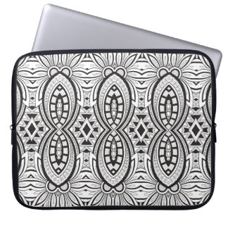 Inspired Tribal Drawing Laptop Sleeve