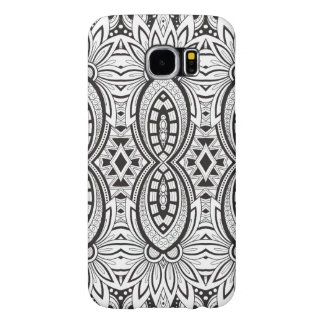 Inspired Tribal Drawing Samsung Galaxy S6 Cases