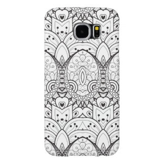 Inspired Tribal Illustration Samsung Galaxy S6 Cases