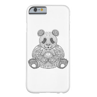 Inspired Tribal Panda Barely There iPhone 6 Case