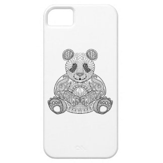 Inspired Tribal Panda iPhone 5 Covers