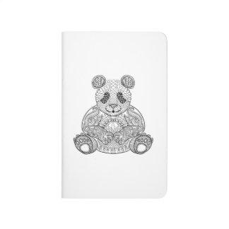 Inspired Tribal Panda Journal