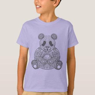 Inspired Tribal Panda T-Shirt