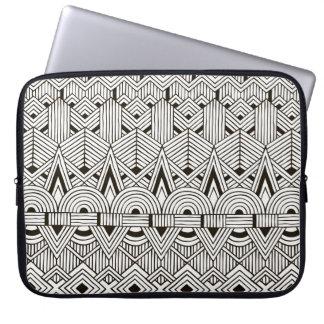 Inspired Tribal Pattern Laptop Sleeve