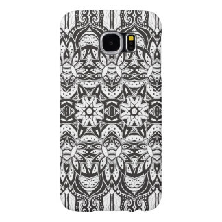 Inspired Tribal Style  Illustration Samsung Galaxy S6 Cases