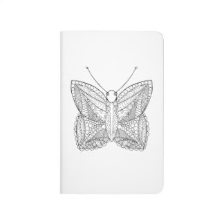 Inspired Tropical Design Butterfly Journal