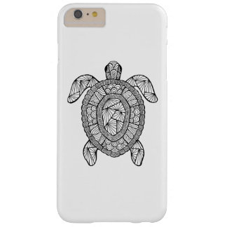 Inspired Turtle Barely There iPhone 6 Plus Case