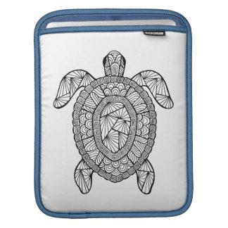 Inspired Turtle iPad Sleeve