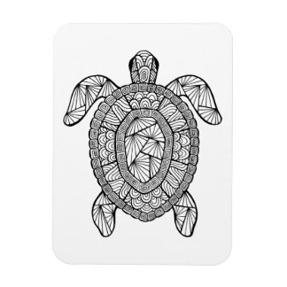 Inspired Turtle Magnet
