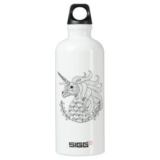 Inspired Unicorn Water Bottle