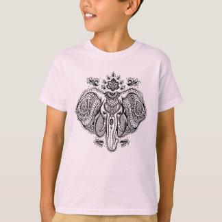 Inspired Vintage Indian Elephant T-Shirt