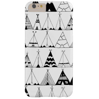 Inspired Wigwam Barely There iPhone 6 Plus Case