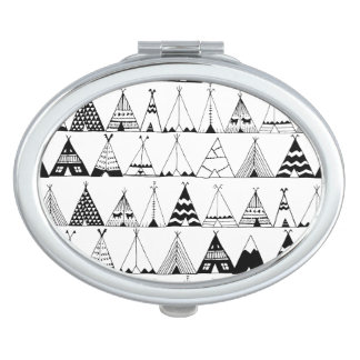 Inspired Wigwam Mirror For Makeup