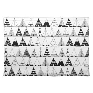 Inspired Wigwam Placemat