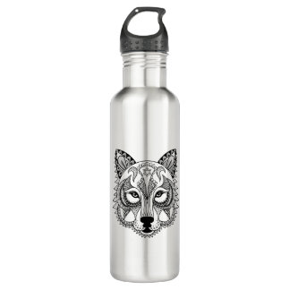 Inspired Wolf 710 Ml Water Bottle